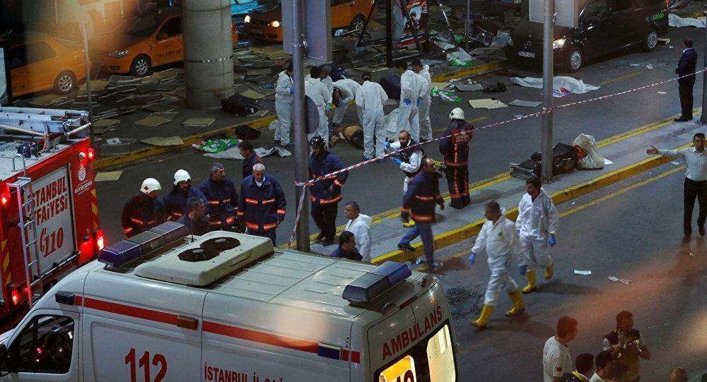 الكلمات الأخيرة لمنفذ هجوم ملهى #إسطمبول لا تصدق !!!