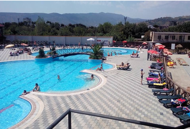 Water parks and swimming pools in Tbilisi » Guardian ge